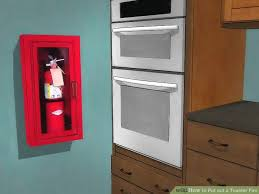 Toaster Box How To Put Out A Toaster Fire 13 Steps With Pictures Wikihow
