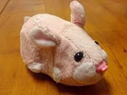 amazon zhu zhu pets toy sweetie pink bunny rabbit wild