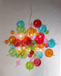 Multi Coloured Chandeliers Multicoloured Sputnik Chandelier Be Fabulous