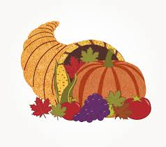 autumn thanksgiving themed illustrations reyna villa
