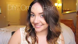 preference wild ombre on short hair diy review l oreal superior preference ombre touch youtube