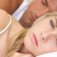 Lovely Couple In Bed Lying In Bedroom Do Married Couples Really Need To Sleep In The Same Bed Van