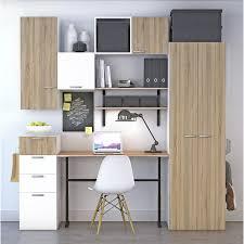 petit mat iel de bureau bureau spaceo home décor chêne bureaus living spaces and spaces