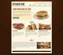 free website templates dreamweaver free restaurant website templates phpjabbers restaurant website template