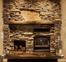 fireplace stone stone veneer as an alternative makeover