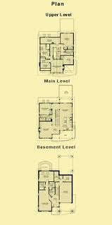 narrow urban home plans small narrow lot city house plan narrow