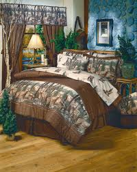 cabin themed bedding home beds decoration
