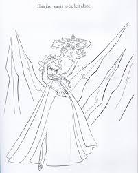 coloring pages frozen elsa let it go disney frozen coloring sheets official frozen illustrations