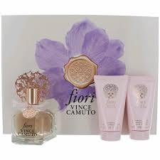 gift sets for women authentic fiori perfume by vince camuto 3 gift set for