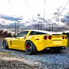 yellow corvette best 25 yellow corvette ideas on chevrolet corvette
