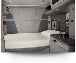 Truck Sleeper Interior Model 579 Features U0026 Specification Peterbilt On Highway Trucks