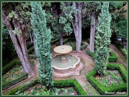 panoramio photo beautiful indoor gardens at alhambra in