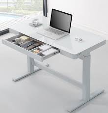 small electric standing desk the evolve modern adjustable standing desk featuring jarvis inside