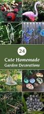 Cute Backyard Ideas by 25 Best Ideas About Diy Garden Decor On Pinterest Diy Yard