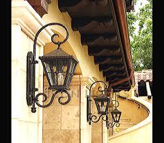 Porch Sconce Wrought Iron Light Fixtures Iron Lighting Iron Light Gallery