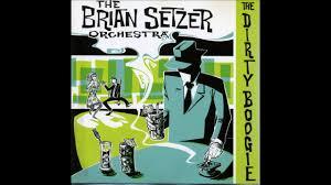 the brian setzer orchestra the boogie 1998 album