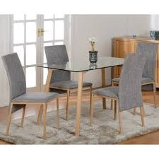 4 Seat Dining Table And Chairs 4 Seater Dining Table Sets Wayfair Co Uk