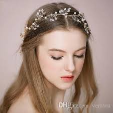 cheap hair accessories unique handmade bridal hair accessories bands new