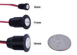 flush mount led lights 12v high intensity flush mount led bolt lights 12 volts
