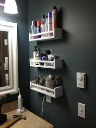 shelving ideas for small bathrooms bathroom storage ideas storage for small bathrooms apartment therapy
