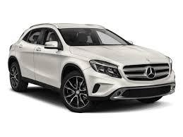 mercedes gla class suv 2017 mercedes gla class gla250 suv lease 309 mo inside car