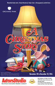 a christmas story u2013 the musical