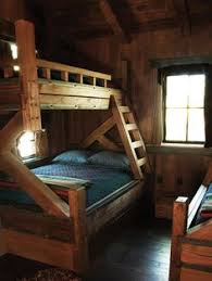 Most Amazing Bunk Beds Ever Dreamy Bedrooms Pinterest - Rustic wood bunk beds