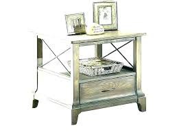 Living Room End Tables With Storage End Tables With Drawers For Living Room Ironweb Club