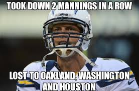 Philip Rivers Meme - this is probably how every chargers fan feels right now