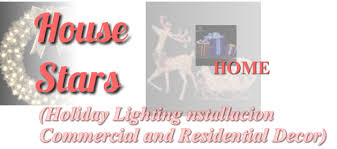 encino holiday lighting installation and decor by house stars