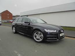 audi breakers wolverhton used 2017 audi a6 avant s line 2 0 tdi ultra 190 ps s tronic for