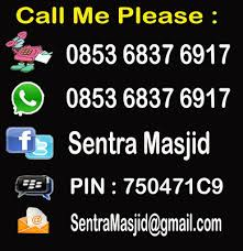 Jadwal Sholat Jogja Produsen Jam Sholat Digital 085368376917