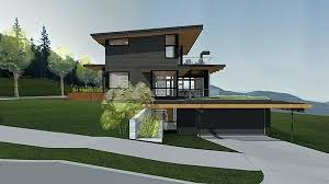 steep hillside house plans steep hillside house plans 6 narrow lot sloping house