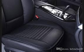 sunzm high quality breathablecar interior seat cover cushion pad