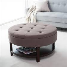 furniture amazing oversized tufted ottoman lovely awesome round