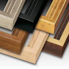 wood custom canvas floater frames pictureframes
