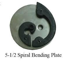 universal bender bending ornamental scroll scrolling flat bar wire