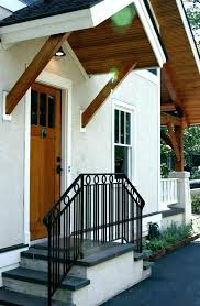 house front door front door awning ideas image of images of front door awnings