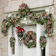 mackenzie childs highland wreath large