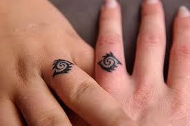 wedding ring tattoos pictures of wedding ring tattoos wedding