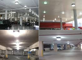 led low bay garage lighting led low bay canopy lights dlc led parking garage light led low bay