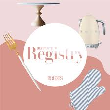 what to put on bridal registry wedding registry ideas everything you need to register for brides