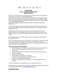 Merchandising Resume Samples by Resume Visual Merchandiser Objective Grant Cover Letter