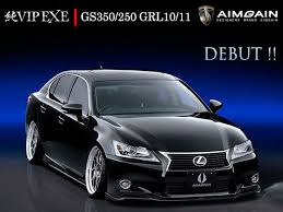 jdm lexus is350 aimgain released lip kit for lexus gs350 non f sport u2013 ravspec