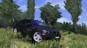 mod car game euro truck simulator 2 ets2 bmw x6 mod euro truck simulator 2 youtube