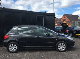 peugeot 307 new used peugeot 307 for sale rac cars