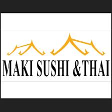maki sushi u0026 thai restaurant home key largo florida menu