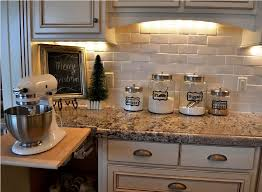 Kitchen Peel And Stick Backsplash Peel And Stick Kitchen Backsplash Free Home Decor