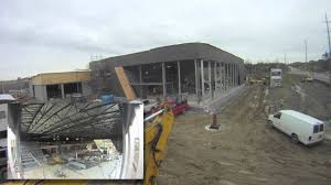audi dealership design h j pfaff audi construction timelapse youtube
