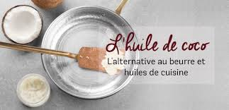 beurre cuisine l huile de coco l alternative au beurre et huiles de cuisine